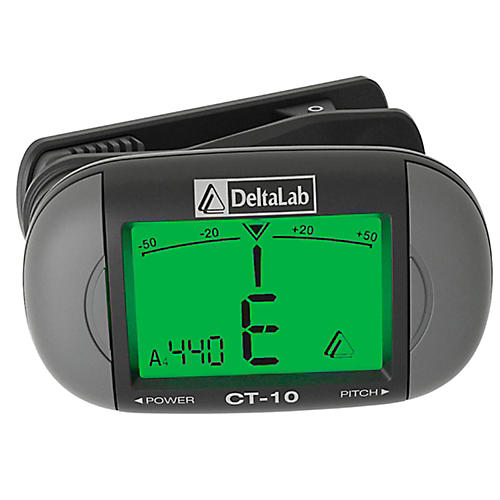 DeltaLab CT10 Clip On Tuner 2-Pack-thumbnail