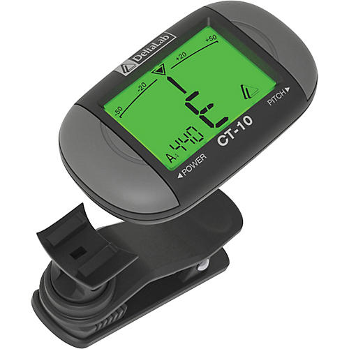 DeltaLab CT10 Clip On Tuner