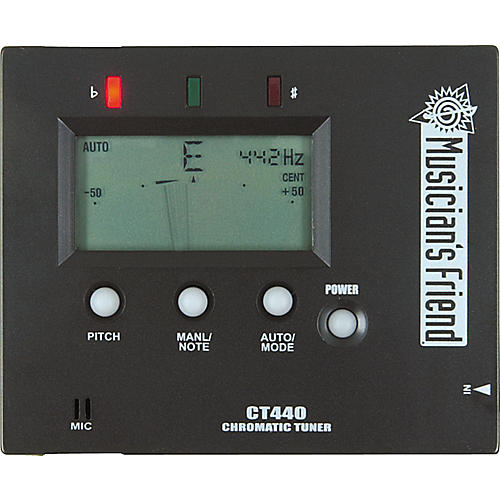 Musician's Friend CT440 Chromatic Tuner-thumbnail