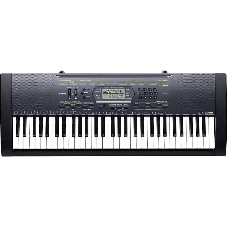 CasioCTK-2000 61-Key Portable Keyboard