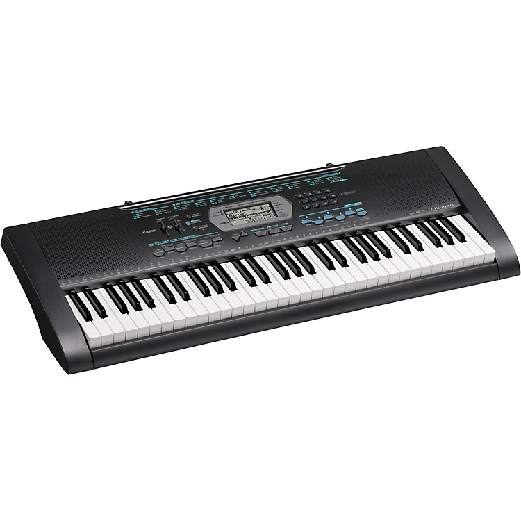 CasioCTK-2100 61-Key Portable Piano