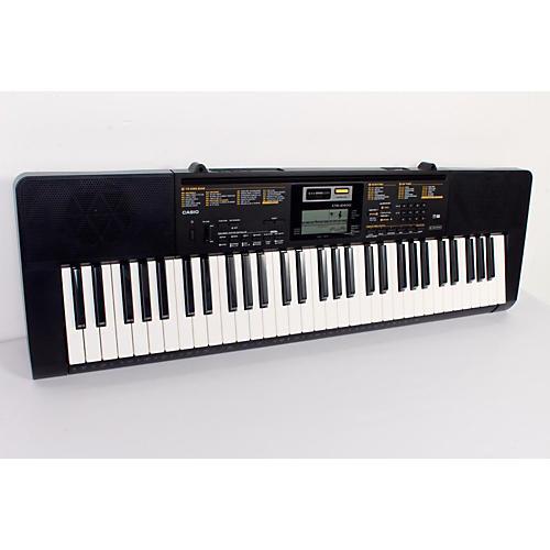 casio ctk 2400 61 key portable keyboard musician 39 s friend. Black Bedroom Furniture Sets. Home Design Ideas