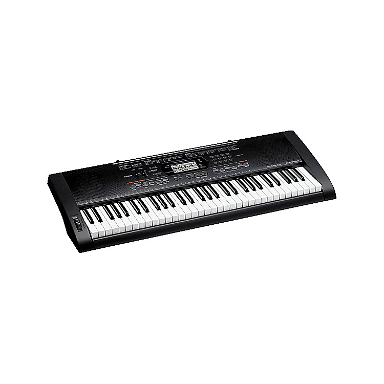 CasioCTK-3000 61-Key Portable Keyboard