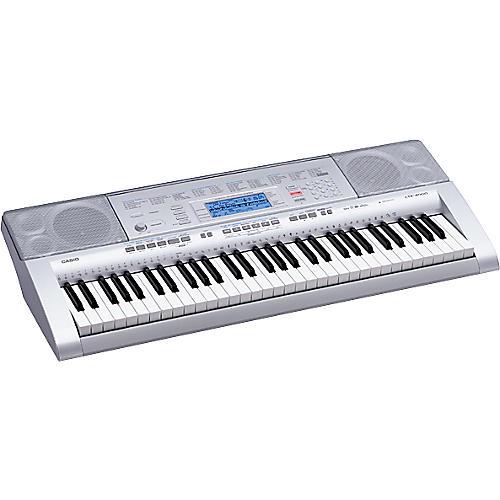 Casio CTK-4000 61-Key Portable Keyboard
