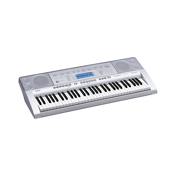 CasioCTK-4000 61-Key Portable Keyboard