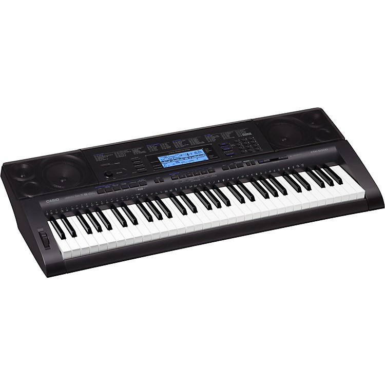 CasioCTK-5000 61-Key Portable Keyboard