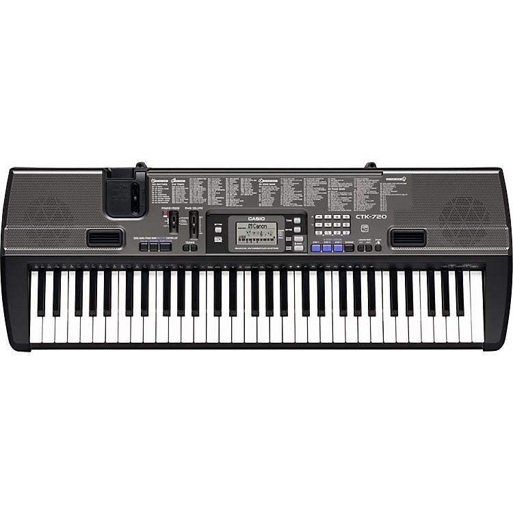 CasioCTK-720 61-Key Portable Keyboard