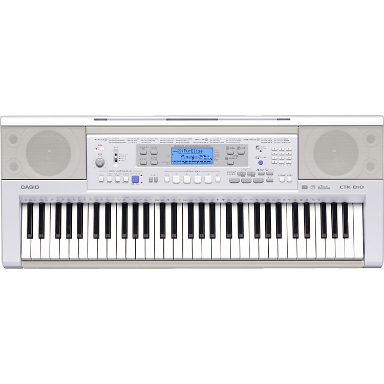 CasioCTK-810 61-Note Touch-Sensitive Keyboard