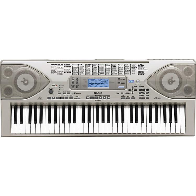 CasioCTK-900 61-Key Portable Keyboard