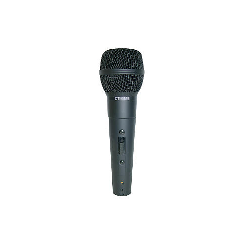 Astatic by CAD CTM55B Handheld Supercardioid Dynamic Mic with Switch-thumbnail