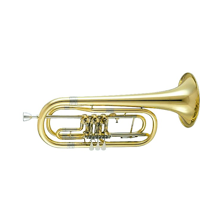 CervenyCTR 591PX-O Bb Rotary Bass Trumpet