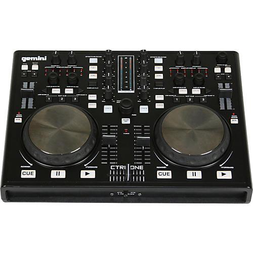 Gemini CTRL-ONE - USB DJ Mixer & Controller-thumbnail