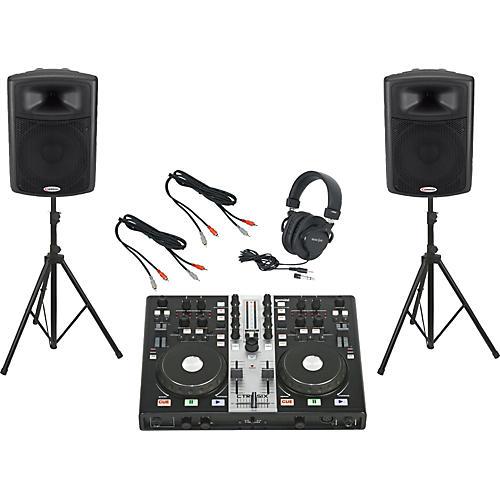 Gemini CTRL-SIX / Harbinger APS15 DJ Package-thumbnail