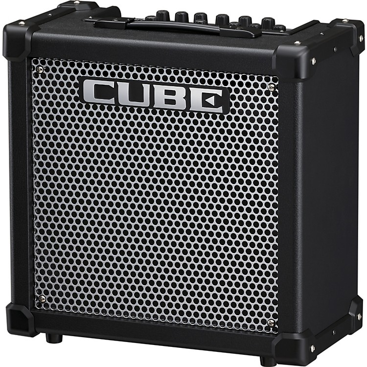 RolandCUBE-40GX 40W 1x10 Guitar Combo AmpBlack