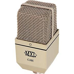 mxl cube condenser microphone musician 39 s friend. Black Bedroom Furniture Sets. Home Design Ideas