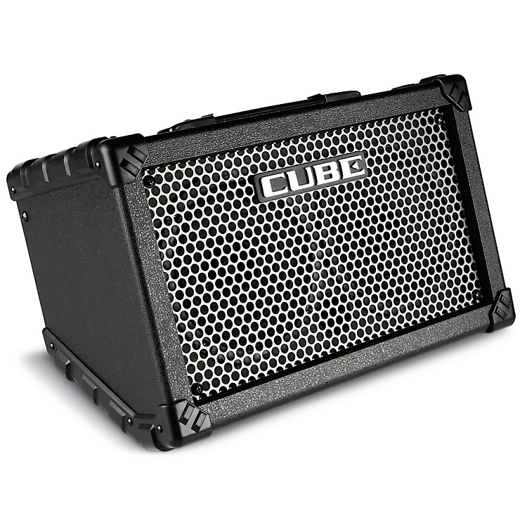 Roland CUBE Street Battery Powered Stereo Guitar Combo Amp Black