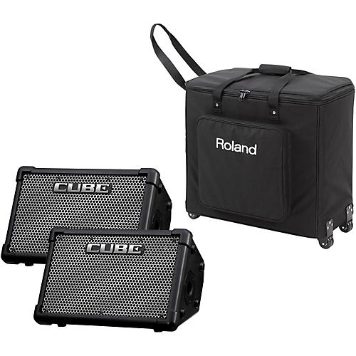 Roland CUBE Street EX PA Pack Stereo Guitar Amplifier-thumbnail