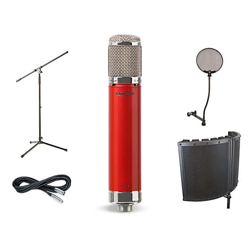 Avantone CV-12 VS1 Stand Pop Filter and Cable Kit-thumbnail