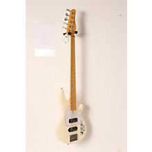 Schecter Guitar Research CV-5 Bass 5-String Electric Bass Guitar Level 2 Ivory 190839118134