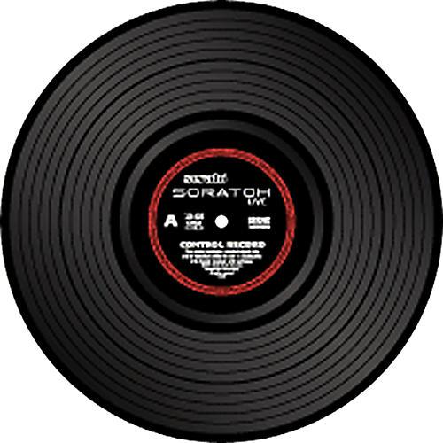 Rane CV02 Second Edition Control Vinyl for Serato Scratch LIVE