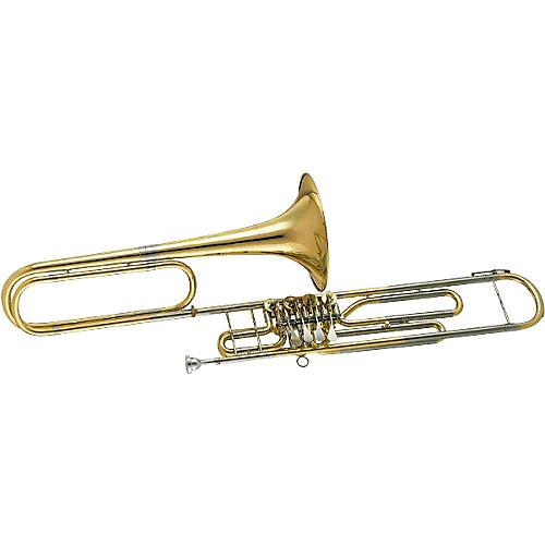 Cerveny CVT 576-4-0 F Bass Trombone Outfit