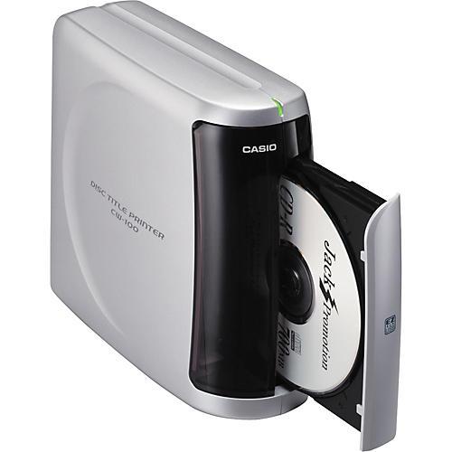 Casio CW-100 CD Label Printer