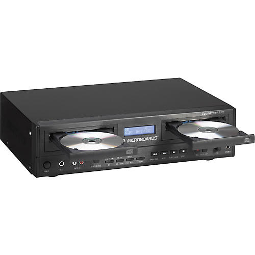 Microboards CWL6200 CopyWriter Live CD Recorder