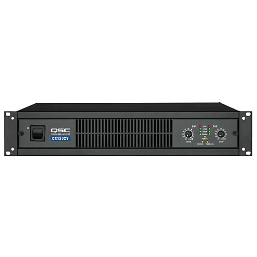QSC CX1202V Stereo Power Amp-thumbnail