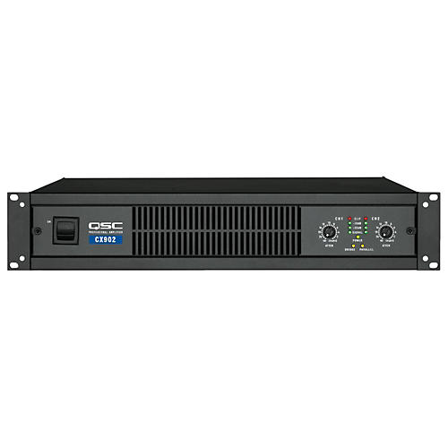 QSC CX902 Stereo Power Amp-thumbnail