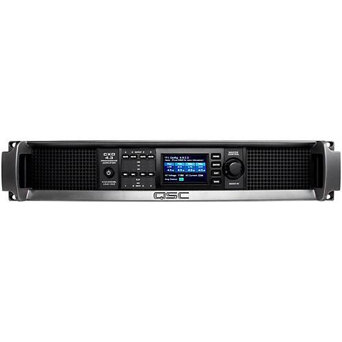 QSC CXD4.3 Multi Channel DSP Amplifier-thumbnail