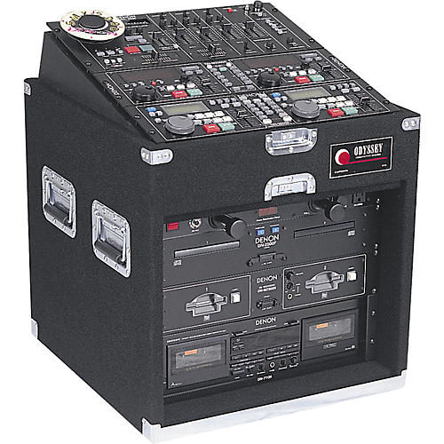 Odyssey CXP1108 Carpeted Pro Combo Case