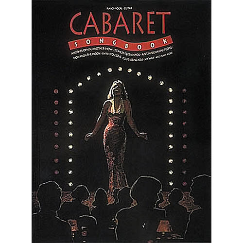 Hal Leonard Cabaret Piano, Vocal, Guitar Songbook-thumbnail