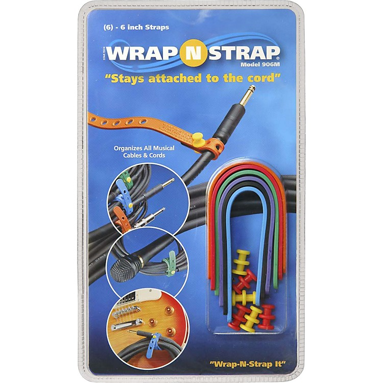 Wrap-N-Strap Cable Ties 9