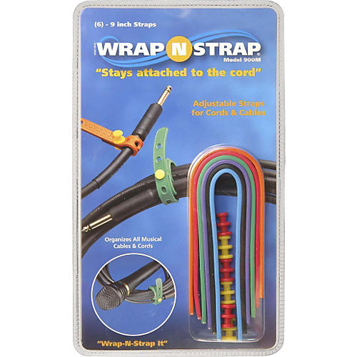 Wrap-N-Strap Cable Ties