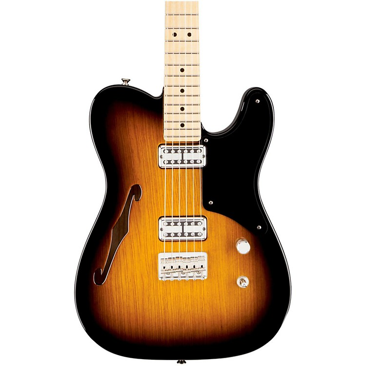 Fender Cabronita Telecaster Thinline, Maple Fingerboard