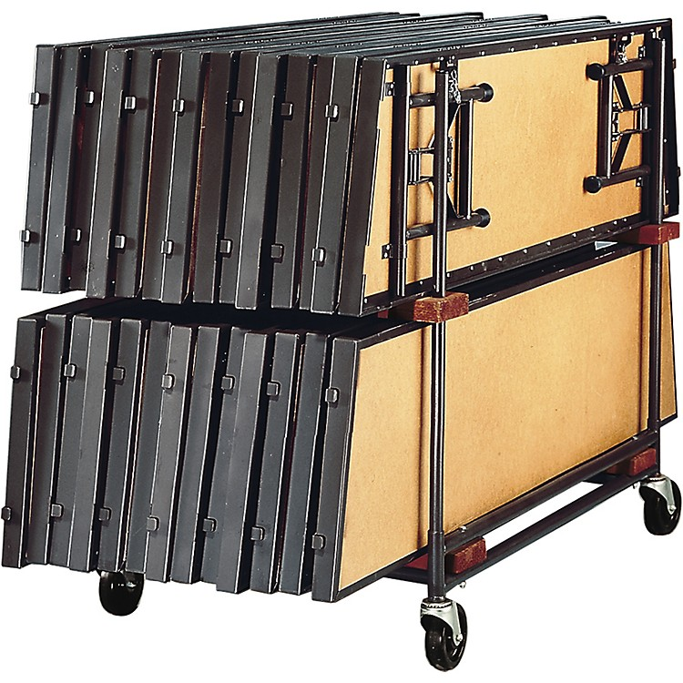 Midwest Folding ProductsCaddy for Standing Choral Risers