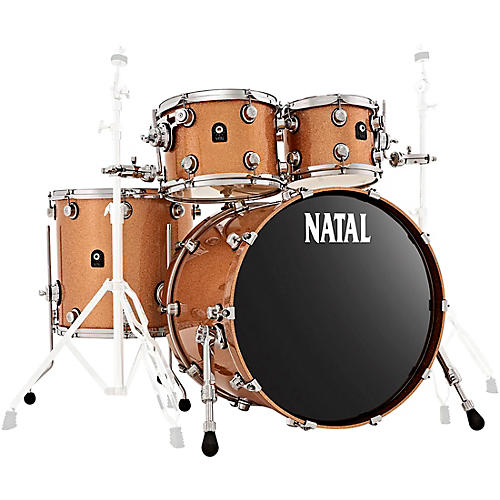 natal drums cafe racer us fusion 22 4 piece shell pack with 22 in bass drum musician 39 s friend. Black Bedroom Furniture Sets. Home Design Ideas