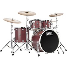 Natal Drums Cafe Racer US Fusion 22 4-Piece Shell Pack with 22 in. Bass Drum