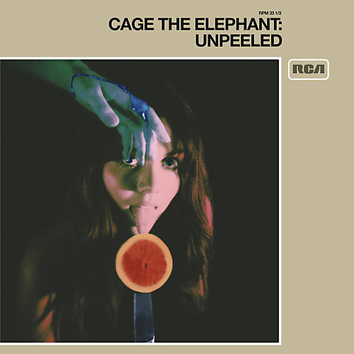 Alliance Cage the Elephant - Unpeeled