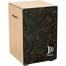SCHLAGWERK Cajon la Per¹ Night Burl Medium