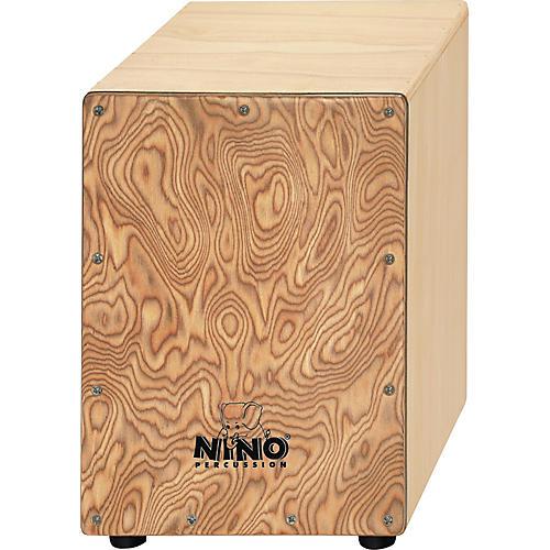 Nino Cajon with Makah Burl Frontplate