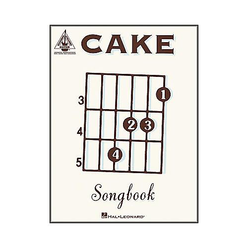Hal Leonard Cake (Songbook)