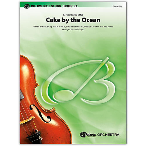 BELWIN Cake by the Ocean 2.5-thumbnail