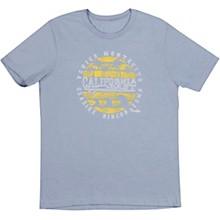 Fender Cali Coastal Yellow Waves Men's T-Shirts