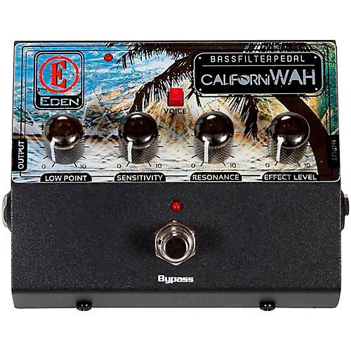 Eden CaliforniWAH Bass Filter Pedal-thumbnail