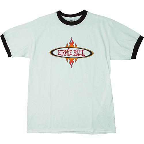 Ernie Ball California Flame Ringer T-Shirt-thumbnail