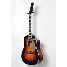 Fender California Series Kingman ASCE Cutaway Dreadnought Acoustic-Electric Guitar Level 2 3-Color Sunburst 190839063311