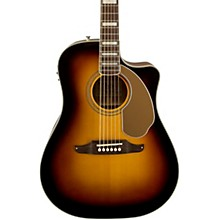 Open Box Fender California Series Kingman ASCE Cutaway Dreadnought Acoustic-Electric Guitar