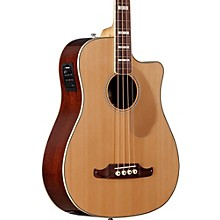 Open Box Fender California Series Kingman SCE Cutaway Dreadnought Acoustic-Electric Bass