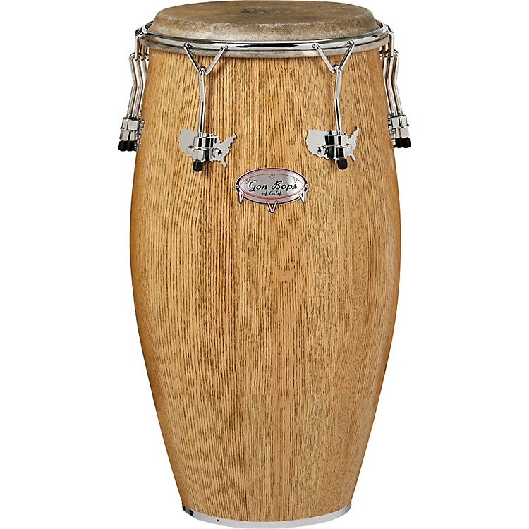 Gon BopsCalifornia Series Super Tumba Drum, 55th Anniversary Limited Edition